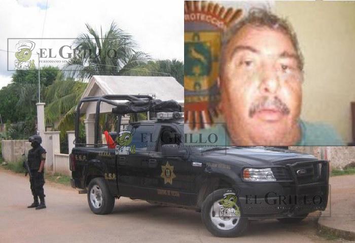 Policía de la SSP irá a prisión dos años por asesinar en una persecución a un empresario