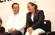 Sector salud, punto clave para transformar Yucatán: Mauricio Vila