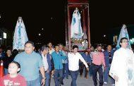 Inicia la tradicional fiesta en Temax, en honor a la Virgen de la Inmaculada Concepción