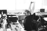 Personas mayores de 40 años sólo deberían trabajar tres días, según un estudio