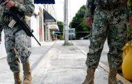 Agentes de la marina inician su vigilancia, en Progreso y asusta a los ciudadanos