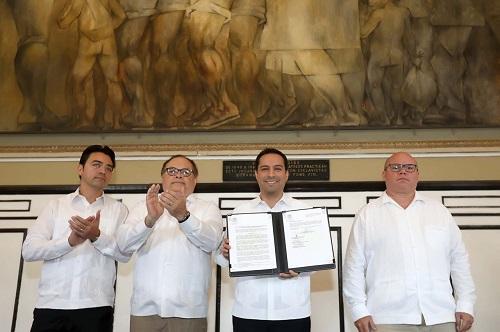 El Gobierno de Yucatán ofrece estímulos fiscales para atraer inversiones turísticas