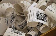 Según un estudio, los tickets de compra causan infertilidad y cáncer