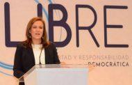 Margarita Zavala buscará que su asociación civil sea un partido político