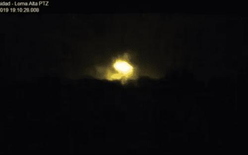 Se incendia una toma clandestina de combustible, en Querétaro