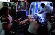 Se debate entre la vida y la muerte luego de derrapar con su moto, en Motul