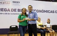 Igualdad de oportunidades para todos los yucatecos: Mauricio Vila