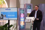 Renán Barrera inauguró el VII Simposio sobre el Patrimonio Cultural