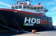 Atracan buques para plataformas petroleras, en Progreso