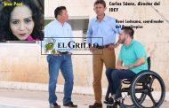 René coloca a su mamá en la nómina del Paralímpico y a su novia le eleva 400% el sueldo