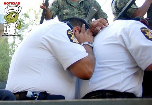 Liberan a los dos policías acusados de extorsión: El denunciante mintió