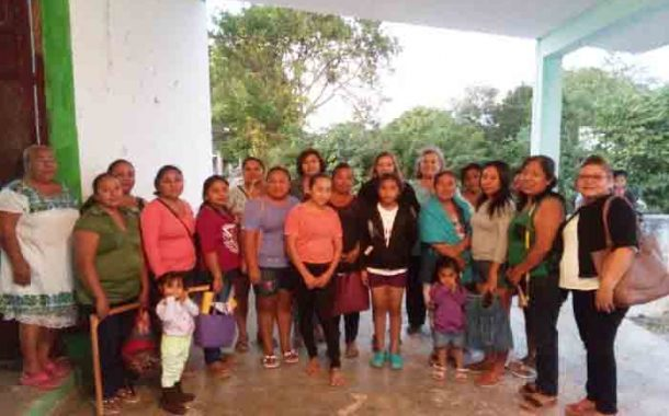 Madres de familia de Kancabal aprenderán corte y confección