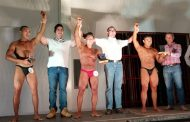 Laura Ortiz Avila, la mejor en bikini del Torneo de Reyes de fisicoconstructivismo en Tizimín