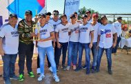 """Los Guerreros consiguen varios trofeos en un torneo de béisbol de invitación en la """"Fernando Valenzuela"""""""