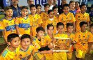 El Furia Azul-Tigres acaparó los cuatro trofeos de campeones de Torneo Fundación de Mérida