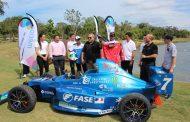 Pilotos de la Young Rabbits F1.8 participarán del Road Show, este domingo en la Inalámbrica