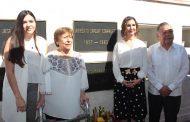 Depositan las cenizas de la compositora Ligia Cámara en el Monumento a los Creadores