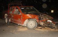Lo choca un Kia, por querer ganarle el paso, en la carretera Mérida-Cancún: resulta grave