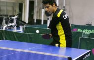 Tenismesista Miguel Ariff, en la lucha por un boleto a los Juegos Parapanamericanos de Lima 2019