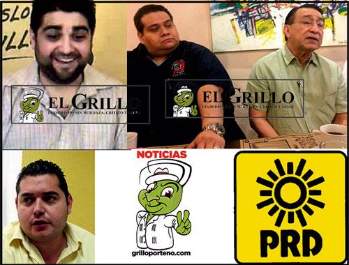 Quieren hacerse del PRD, para entregarlo al PAN, denuncian perredistas