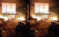 """Se pelea con su hermano y le quema su casa, en la colonia """"Jesús Carranza"""""""