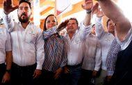A pesar de las muestras de cariño de priistas, Sahuí se descarta de la dirigencia del PRI