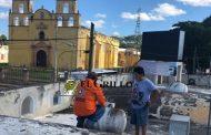 Por quemar basura estuvo a punto de incendiar su casa, en Oxkutzcab