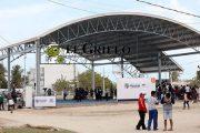 Apoyos a pescadores del Oriente y anuncio de modernizar la vía Tizimín-Río Lagartos