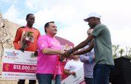 Los africanos Julius Kipyego y Caroline Jebiwot se imponen en el Marathon de Mérida