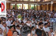 Cónclave priista, preparativo para elegir pronto a su presidente estatal en Yucatán