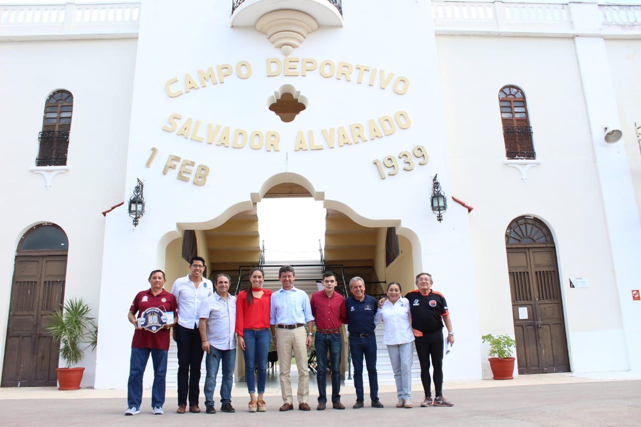 """Preparan la fiesta por el 80 aniversario del Estadio """"Salvador Alvarado"""", el 1 de febrero"""