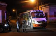 Acuchillan y matan a un hombre en el camión de San Pedro Noh Pat, en el Centro Histórico