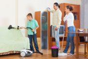 Labores domésticas de la casa contaminan más que un vehículo