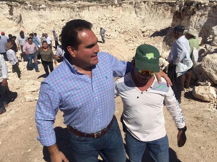 Jesús Vidal prepara agenda con temas para el desarrollo económico y social de Yucatán