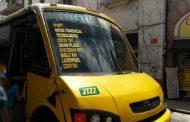 Yucatecos están felices por la reducción en las tarifas del transporte público