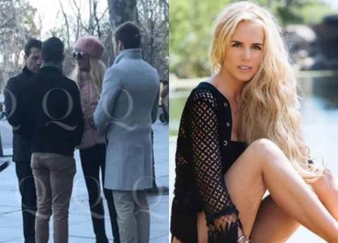 """Una modelo mexicana, la mujer que desbancó a la """"gaviota"""" – El Grillo"""