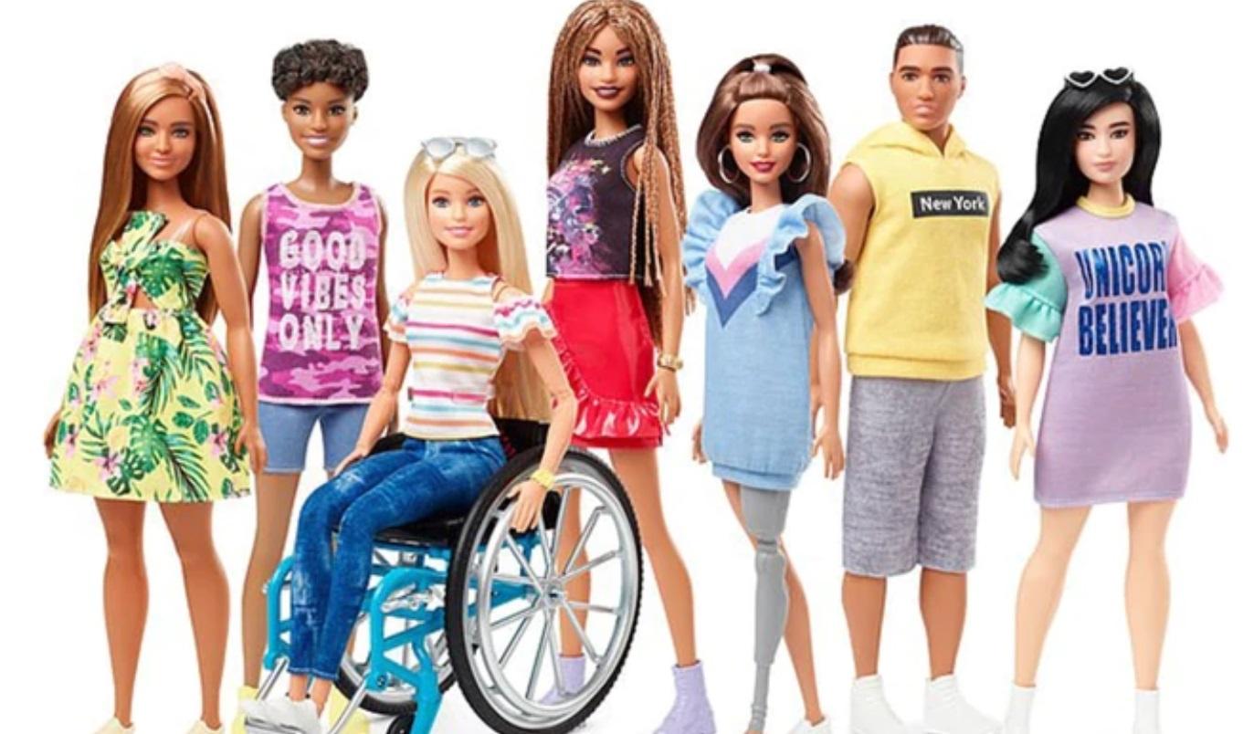 Mattel lanza la Barbie en silla de ruedas