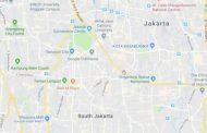 Por seguir las instrucciones de Google Maps terminó en dentro de un río