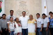 Crearán el Instituto Municipal para el fortalecimiento de la Cultura Maya