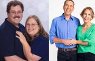 Dejaron de comer burritos, la pizza y las gaseosa y bajaron 108 kilos