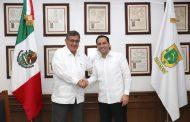 Maestros del SNTE en Yucatán tendrán mejores prestaciones sociales