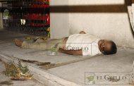 Falleció mientras caminaba en la colonia San José Tecoh Sur