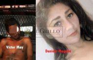Le dictan formal prisión, mientras su ex mujer se debate entre la vida y la muerte