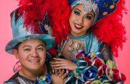 Héctor Santoyo y Lizgad Estrella Ku, los nuevos reyes del Carnaval de Oxkutzcab 2019