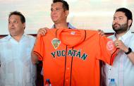 Luis Carlos Rivera está feliz de dirigir a los Leones de Yucatán