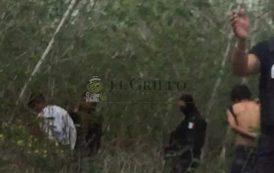 Detienen a dos presuntos sicarios, que se guardaban en una cueva de Kopté