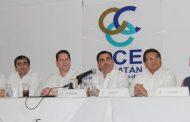 El CCE será interlocutor activo entre el gobierno y la Iniciativa Privada