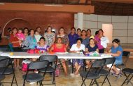 Inician los talleres de pintura textil y bordado a mano en Motul