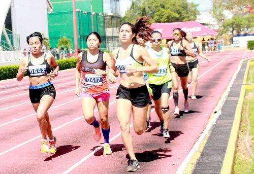 Con varias pruebas y nuevos campeones concluyó el Invernal de Atletismo, en el Salvador Alvarado