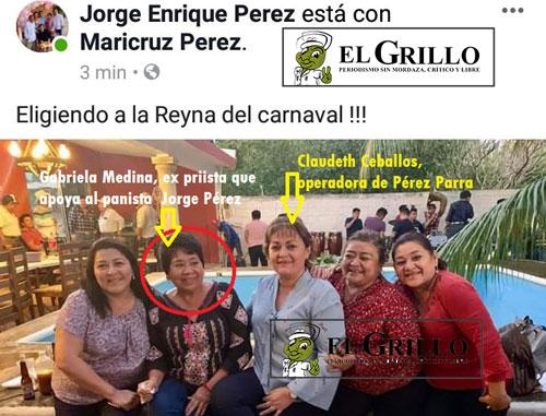 Jorge Pérez también divide al PRI en Conkal y se tambalea en la SEGEY